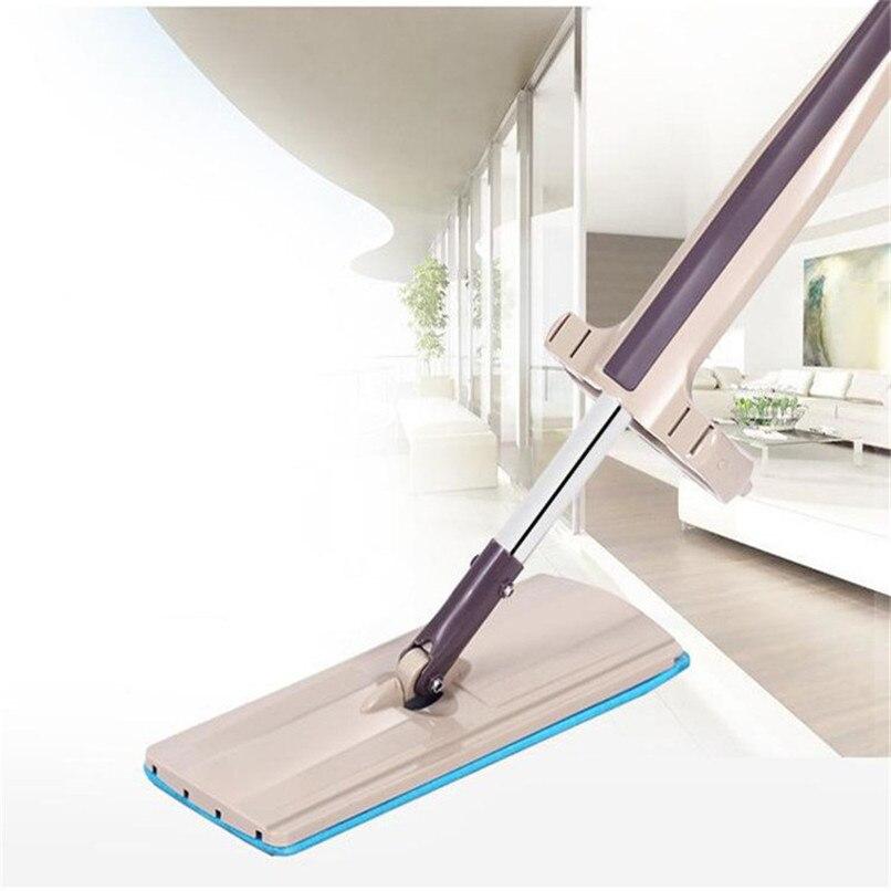 Magic Spin Mop Wooden Floor Mop Reusable Microfiber Pads 360 Degree Handle Home Windows Kitchen Mops Sweeper Broom Clean Tools floor
