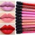 Nuevas hot 38 colores rojos de terciopelo impermeable maquiagem mate de alta calidad de la humedad de larga duración lápiz labial nude brillo de labios maquillaje