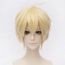 (alice wig 075) Термостойкий волосяной парик из синтетического