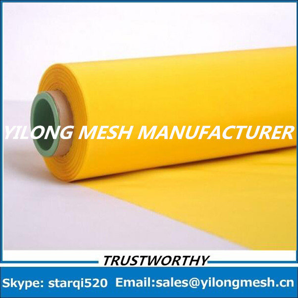 Fast Delievery!!! 35Meters 59T(150mesh) -127cm Polyester Silk Screen Printing Mesh Filter Mesh