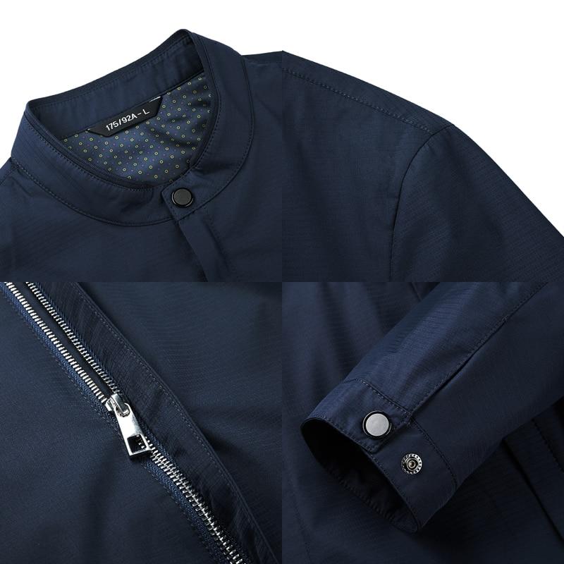 Vêtements 113k20250 Vestes Et Printemps Seven7 Navy7 Formelle Manteaux Hommes Coupe Slim Fit Automne vent Pour Veste Décontracté Bombardier Marque Homme OZiXkTPu