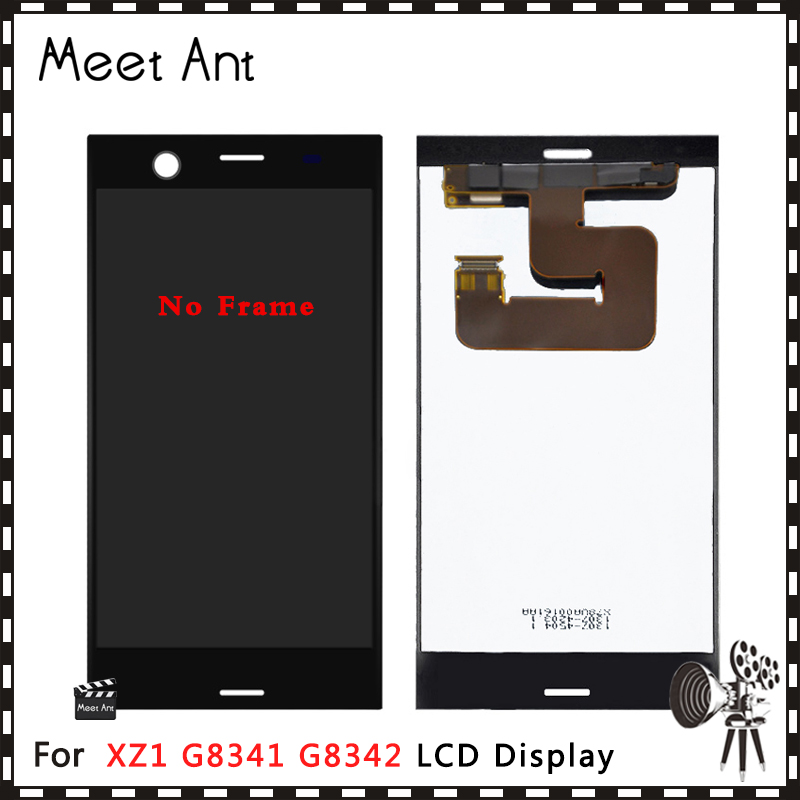 High Quality 5.2'' For Sony Xperia XZ1 G8341 G8342 LCD Display Screen With Touch Screen Digitizer Assembly