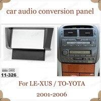 CD universal maschine retrofit-panel 2-DIN für LE-XUS LS-430 UCF-30 2001-2006 für TO-YOTA Ce-lsior UFC30 2001-2006 freies verschiffen