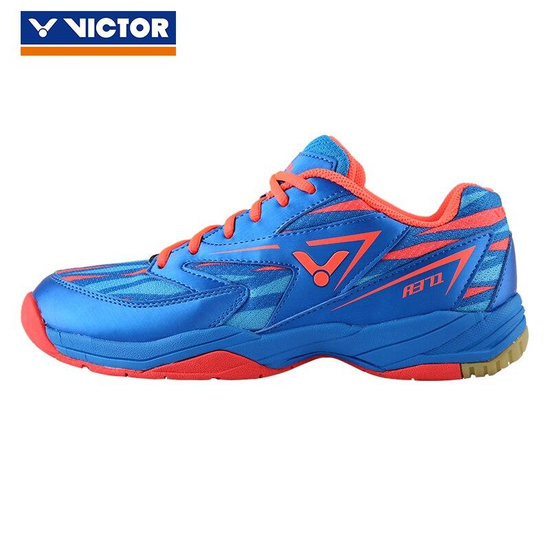 Original Victor Badminton Shoes For Men Women Breathable High Elastic Non slip Sports Sneaker