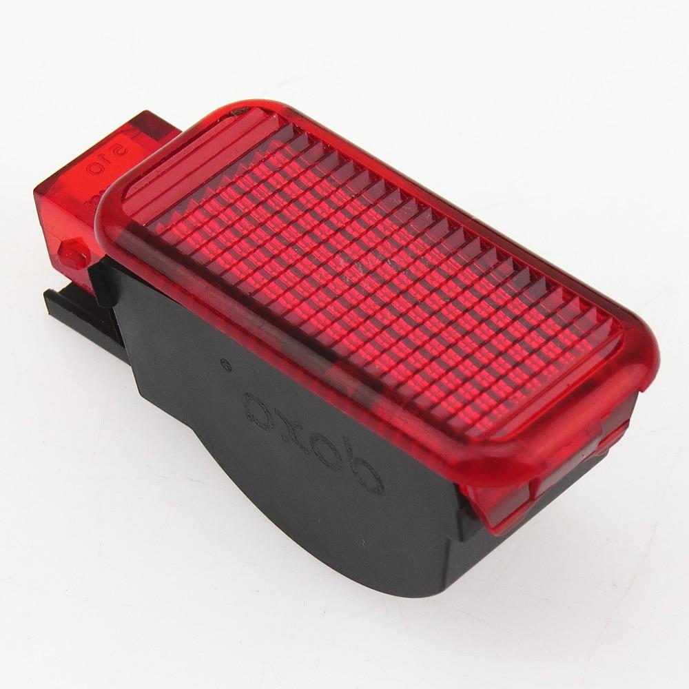 DOXA Car Door Panel Interior lamp 12V Red Warning Light 8KD947411 8KD 947 411 For Q3 Q5 TT RS3 RS4 RS7 A3 S3 A4 S4 A6 S6 A7 A8