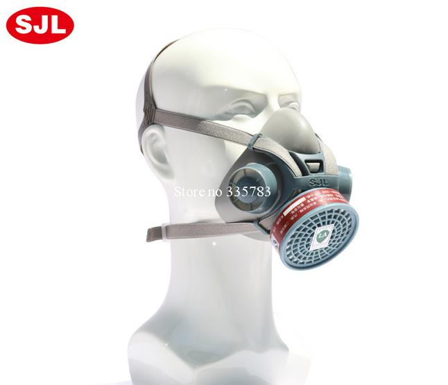 Against Formaldehyde Pesticide Single pot Gas Spray Paint Chemical Dust Silicone Protective Respirators Respirator Gas MaskAgainst Formaldehyde Pesticide Single pot Gas Spray Paint Chemical Dust Silicone Protective Respirators Respirator Gas Mask
