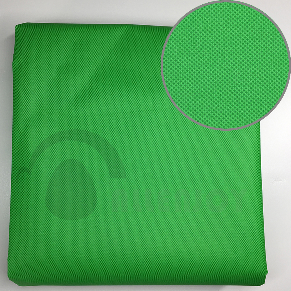 Allenjoy photographic backgrounds green screen chromakey backdrop non-woven fabric Professional for Photo Studio photophone зеленый фон для видеосъемки