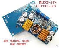 LTC3780 DC 5-32 볼트 1 볼트 30 볼트 10A 자동 단계 다운 레귤레이터 충전 모듈