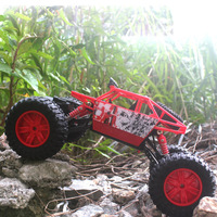 1 18 Scale Waterproof 4WD Strength Cars Kids Toys High Speed Electronics Remote Control Trucks RC