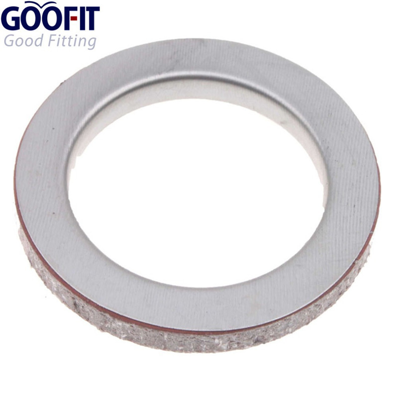 GOOFIT Exhaust Pipe Gasket for CF250 Engine Go Karts Dune Buggy CF 250 Scooters Moped Water cooled ATV Go Kart L087 014 in Exhaust Exhaust Systems from Automobiles Motorcycles