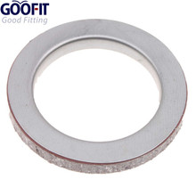 GOOFIT Exhaust Pipe Gasket for CF250 Engine Go Karts Dune Buggy CF 250 Scooters Moped Water-cooled ATV Kart L087-014