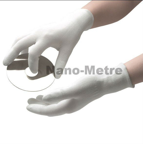 NMSafety 3 pairs anti-static PU gloves/ ESD work Finger glove