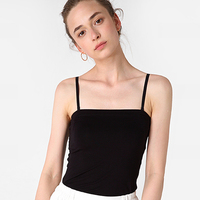 black Sexy Sleeveless Tops women 2019 Summer Fashion white Cotton Large size S XL Tops T shirt gray Loose Tops women