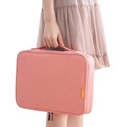 Saco de armazenamento de viagem à prova doxford água oxford saco de documentos organizador de roupas bolsa de armazenamento de arquivo de bolso acessórios de viagem