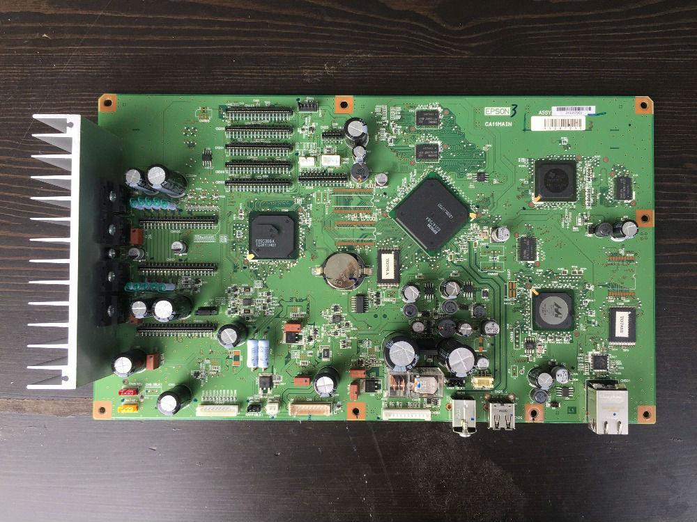 Main board Ca11main for Epson stylus pro 7908 7910 printer for epson dx5 stylus pro 7800 ink mark sensor board printer parts