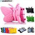 Eva Butterfly Cute Shockproof Case for Apple iPad Mini Image