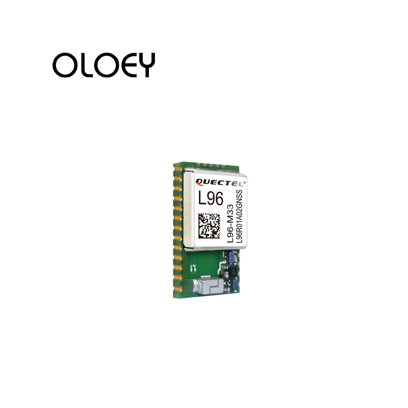 QUECTEL L96 Concurrent Multi-GNSS Receiver Module With Embedded Chip Antenna
