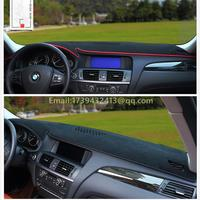 dashmats car-styling accessories dashboard cover for BMW x4 f26 2013 2014 2015 2016