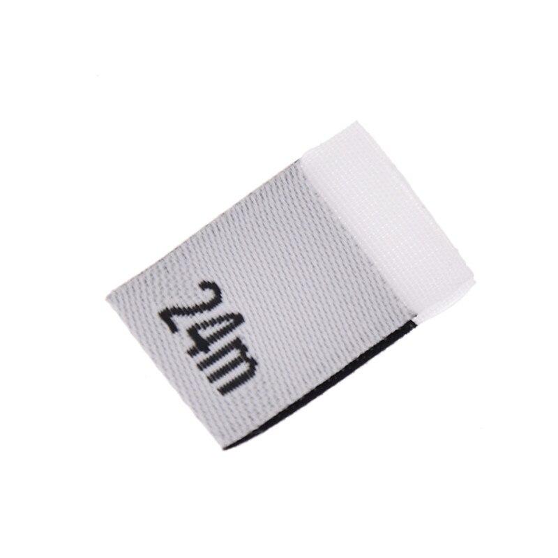 Lychee Life 100 шт. детская одежда размер этикетка номер одежды этикетки DIY швейная одежда аксессуары поставки