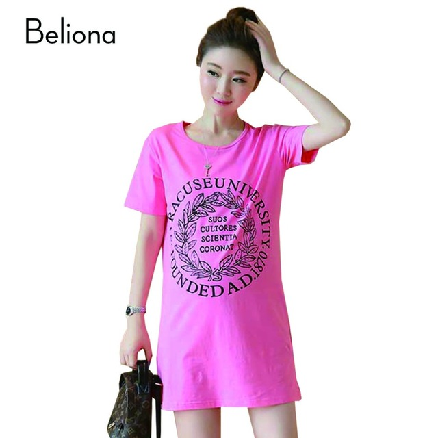 Summer Letters Printing Maternity Tops T shirts for Pregnant Women Maternity Tees Pregnancy T shirt Pregnant Clothes M-XXL