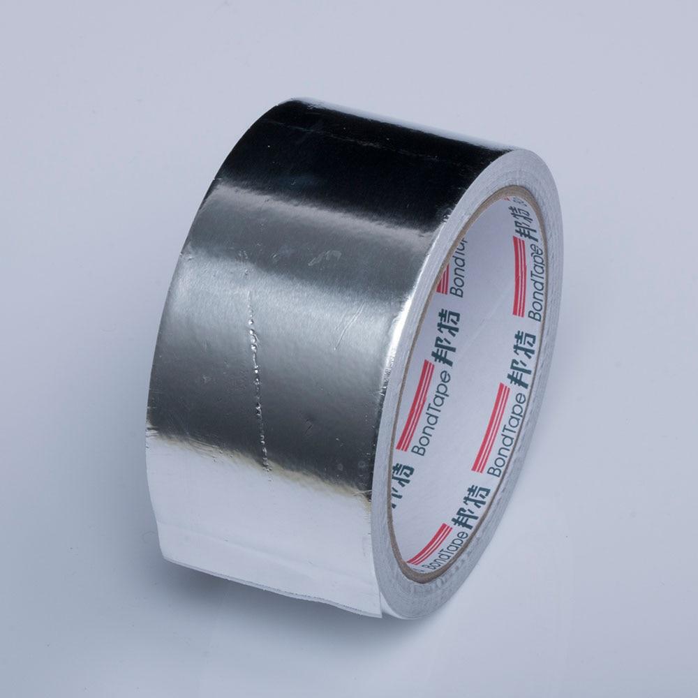 50mmx 17M Foil Adhesive Heat Shield Duct Repairs Tape