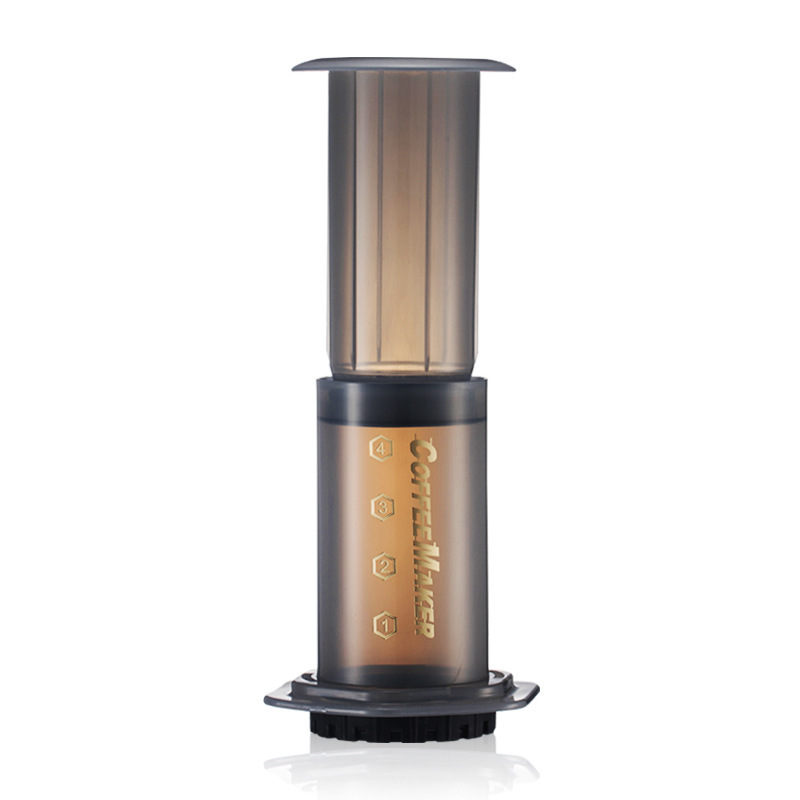 Image 2 - chineses version Yuropress  French Press Espresso Portable Coffee  Maker Household DIY Coffee Pot Air Press Drip Coffee MachineCoffee  Pots
