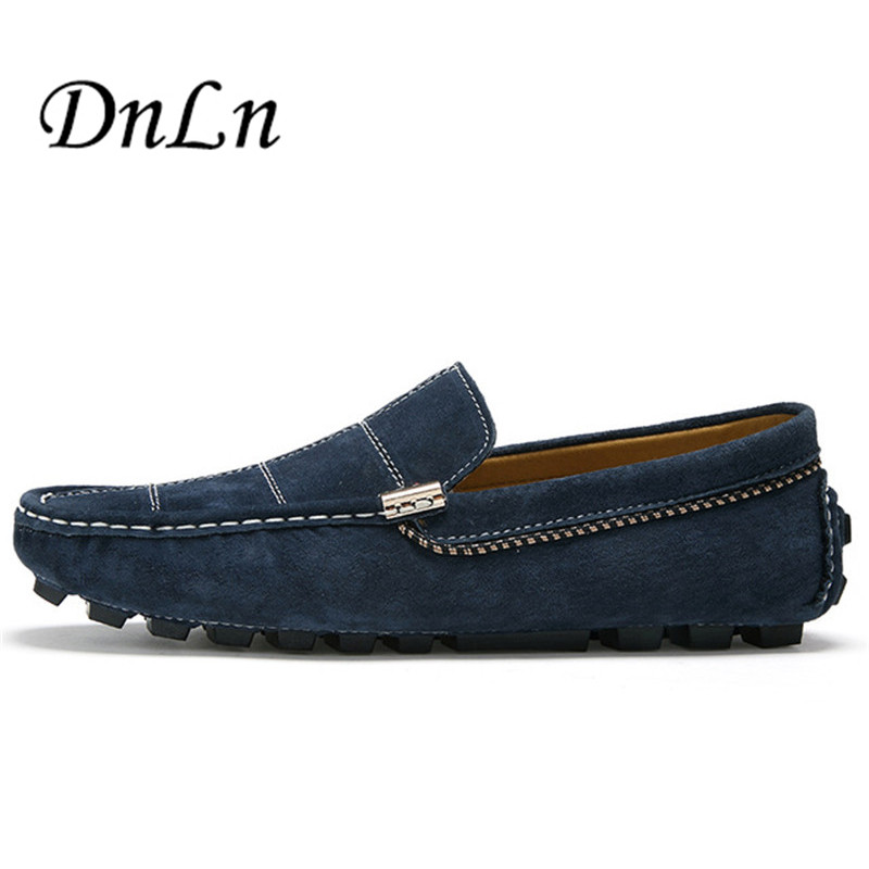 Size 38-44  Summer Spring Men Driving Shoes Loafers Real Leather Boat Shoes Breathable Male Casual Flats Loafers D30 2017 new fashion summer spring men driving shoes loafers real leather boat shoes breathable male casual flats