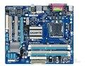 Бесплатная доставка 100% оригинал материнская плата для Gigabyte GA-G41M-COMBO DDR2 DDR3 LGA 775 рабочего материнская плата G41