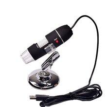2016 Hot Sale New Portable 500X 2MP Digital USB Microscope Endoscope Magnifier Video Camera High Quality Microscopio