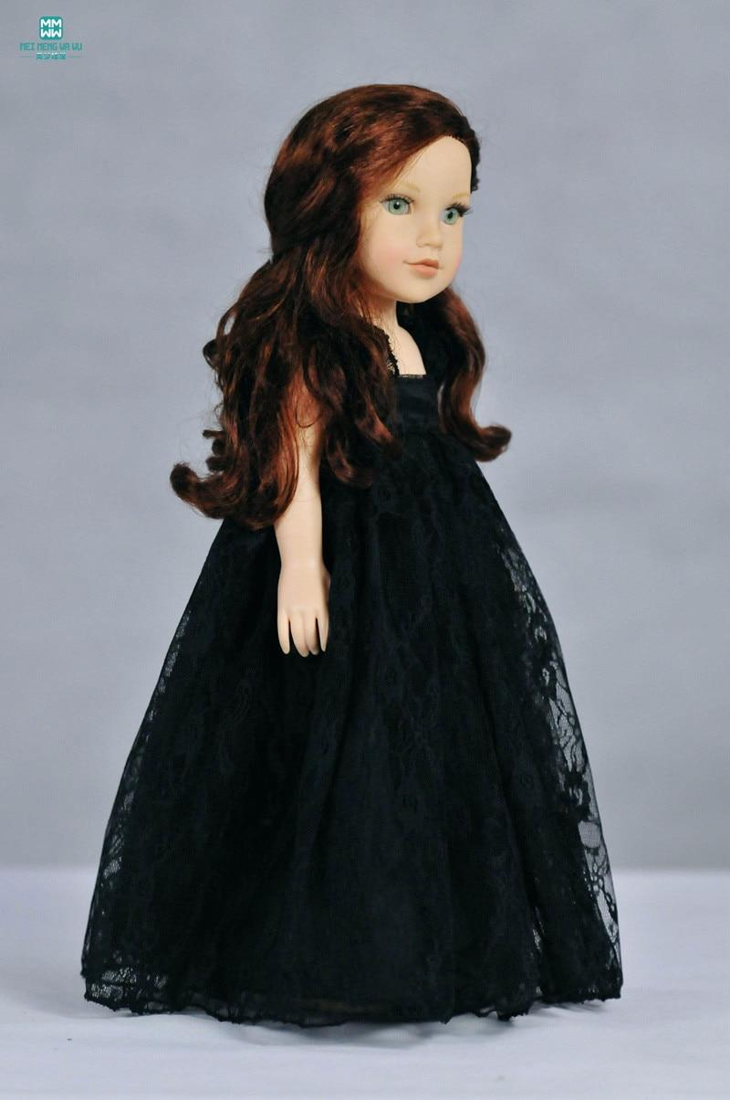 Kläder till dockor passar babyfödd zapf docka och flicka dolll Vit - Dockor och tillbehör - Foto 6