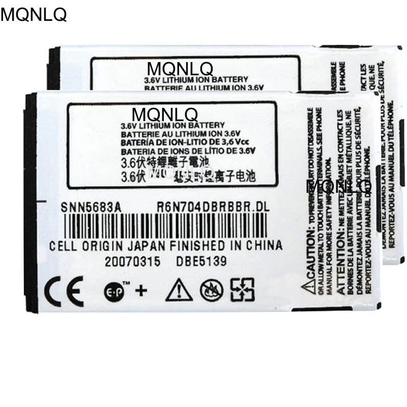 SNN5683A Battery For Motorola V635 V551 V555 V557 V600 V620 A630 E550 Battery