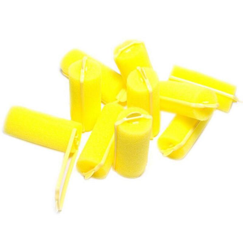 Magic Sponge Foam Cushion Hair Styling Rollers Popular ...