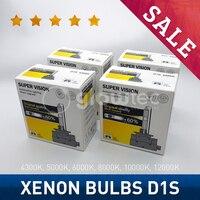 Car Styling 1 Pair 35W H7 Bulb HID Xenon Lamp Light Car Headlight Replacement 8000K