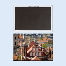Здесь можно купить  Old-Town-Vilnius Fridge Magnets 22017,Tourist Gift for friends,Perfect souvenirs for world Attraction  Home Decor