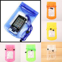 Waterproof Underwater Pouch Dry Bag Case Cover For iPhone Cell Phone Touchscree