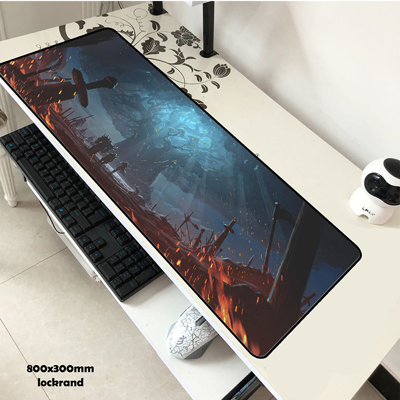 Battle Of Azeroth Mouse Pad Gel 80x30cm Pad To Mouse High Quality Computer Mousepad Gaming Mousepad Gamer Laptop Big Mouse Mats