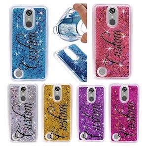 glitter custom Phone case lg k20 armor case 5c64f48292739