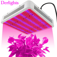 Grow Box Grow Led 800W Indoor Plants LED Lamps Indoor Red Blue White UV IR for Hydroponics Grow Tent Plants Flowers