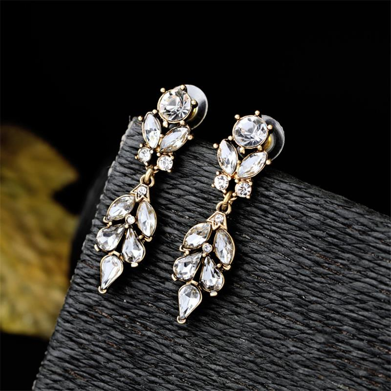 22kt Gold Jewelry Antique Turkish Ottoman Jewelry White Glass Stone Two Parts Earrings Wholesale Designer Inspired Jewelry Jewelry Rack Jewelry Shoejewelry Finish Aliexpress