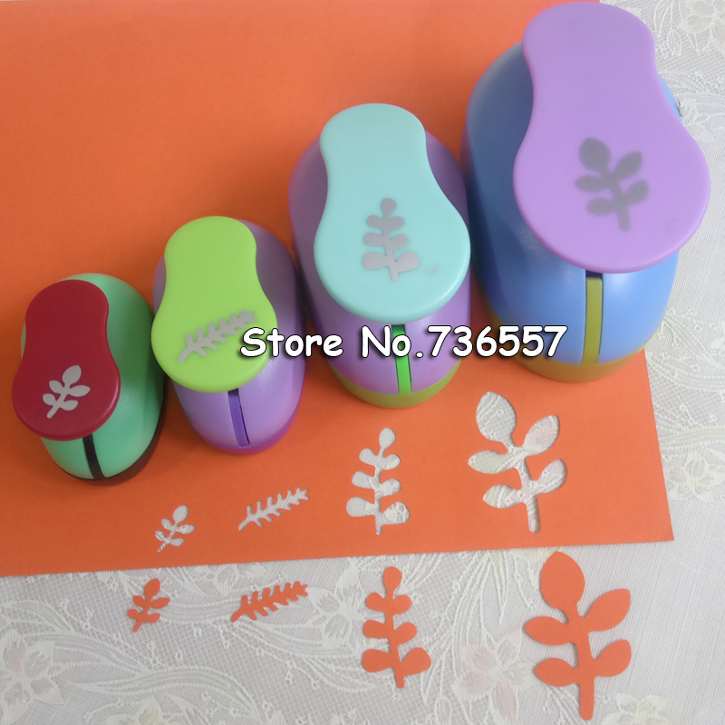 Leaf Punch Handmade Crafts And Scrapbooking Tool Paper Punch For Photo Gallery Decoration DIY Gift Card Punches Embossing Device