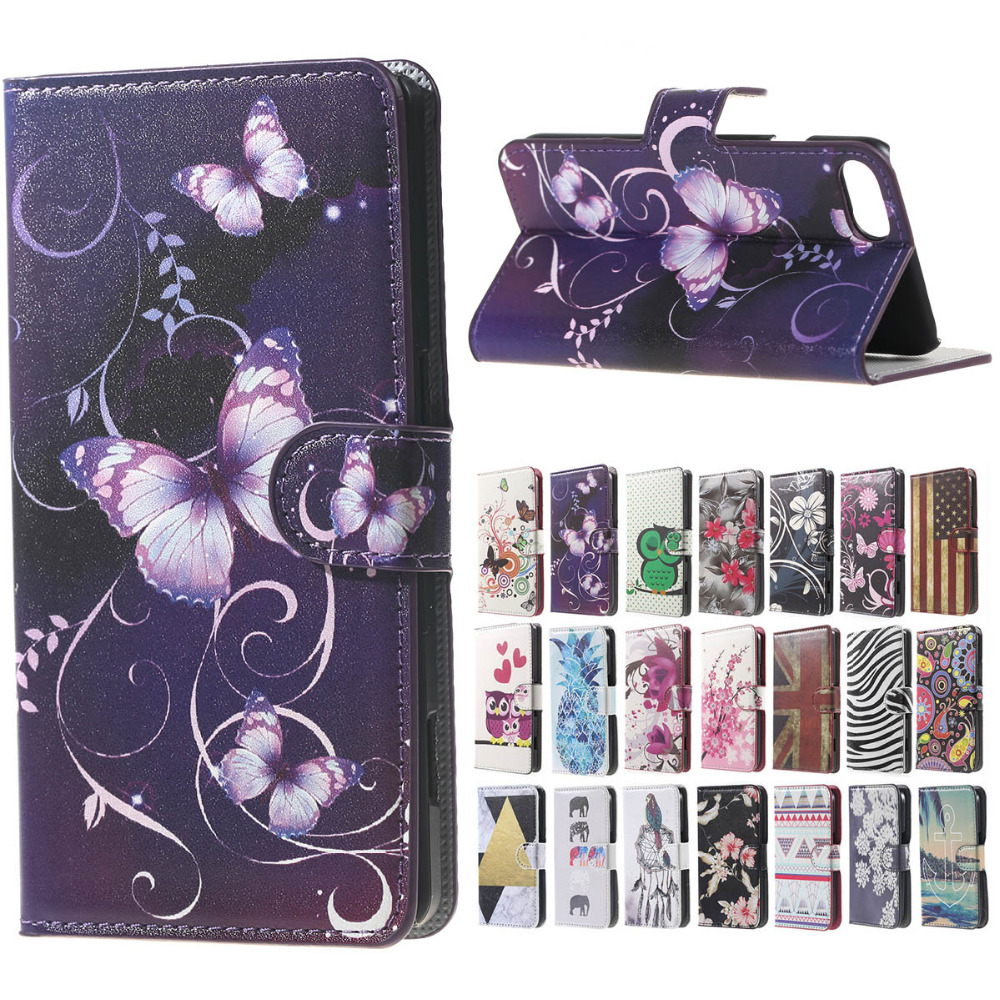 For iPhone 7 case cover Magnetic PU leather Wallet Handbag Cover Case sFor iphone 7 4.7 inch Moblie Phone cases bag capa coque