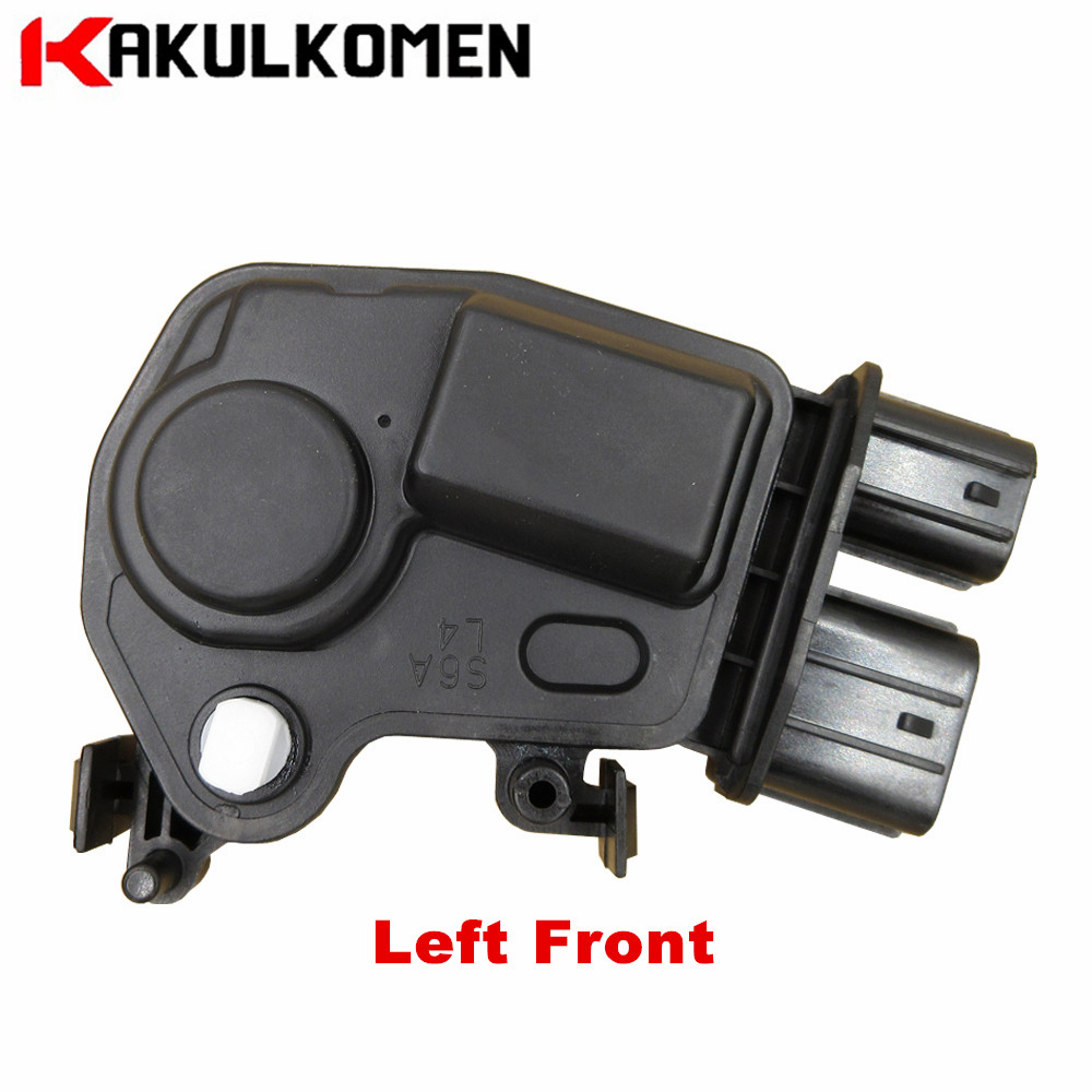 Left Front <font><b>Door</b></font> Lock Actuator 72155-S5P-A11 For Toyota Honda Accord <font><b>Civic</b></font> Element CR-V 72155S5PA11 image