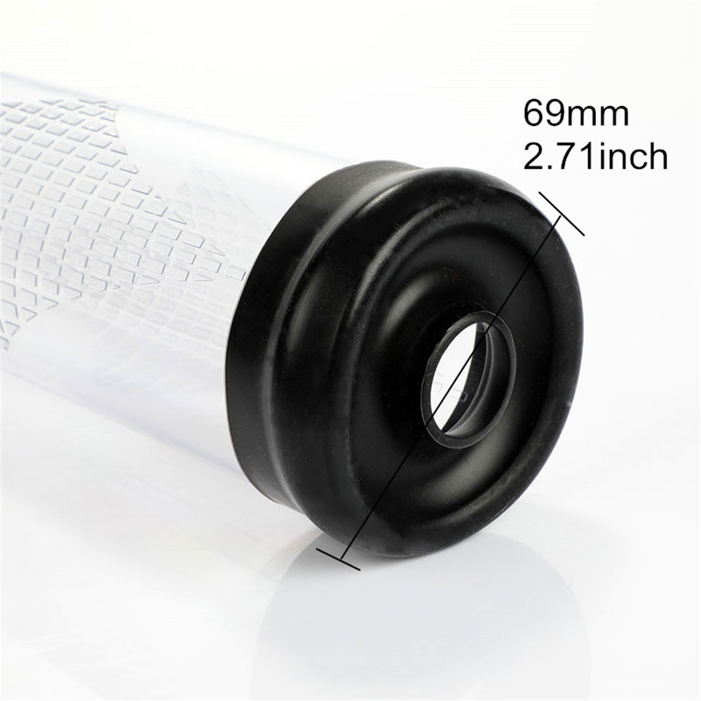 Sex Toys Penis pump penis Vacuum Enlarger Extender Masturbator Ejaculation Delay Vibrators Adult Product Sex Toy For Man Couples (2)