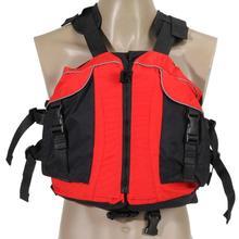Универсальный Регулируемый спасательный жилет для взрослых, высокопрочный спасательный жилет для плавания, катания на лодках, катания на лыжах, дрифтинговый жилет Colete Salva, спасательный жилет из полиэстера