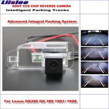 Liislee интеллектуальные парковочные треки задняя камера для