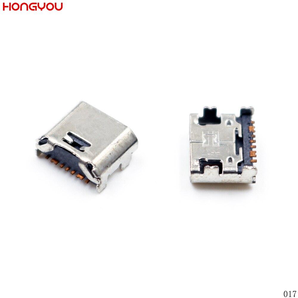 100PCS/Lot For Samsung Galaxy I9080 I9082 I879 I869 I8552 Micro USB Charge Dock Socket Port Charging Jack Connector