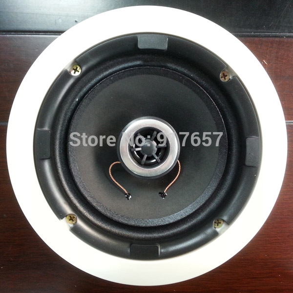 Loudspeaker Background Music System 8 Ohm In Ceiling
