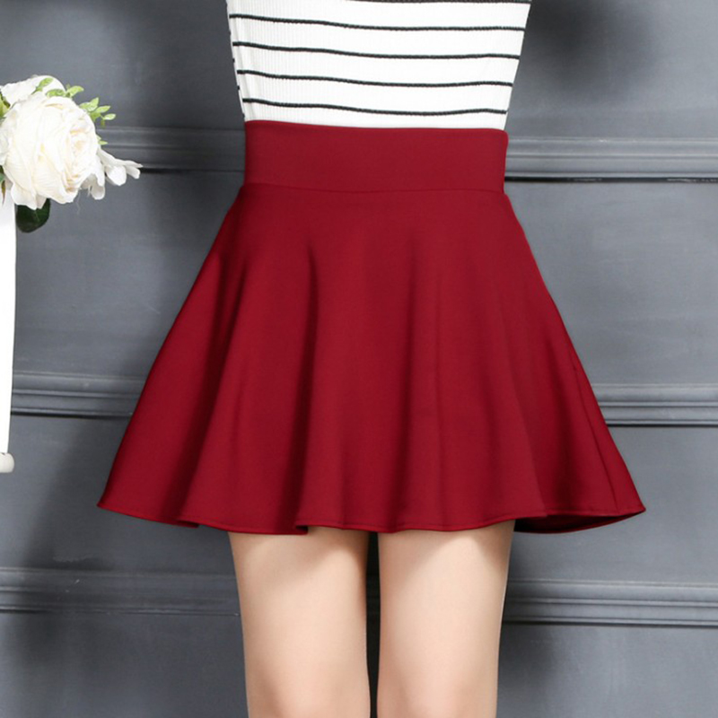 Short Skirt for Women 2017 All Fit Tutu School Skirt White ...