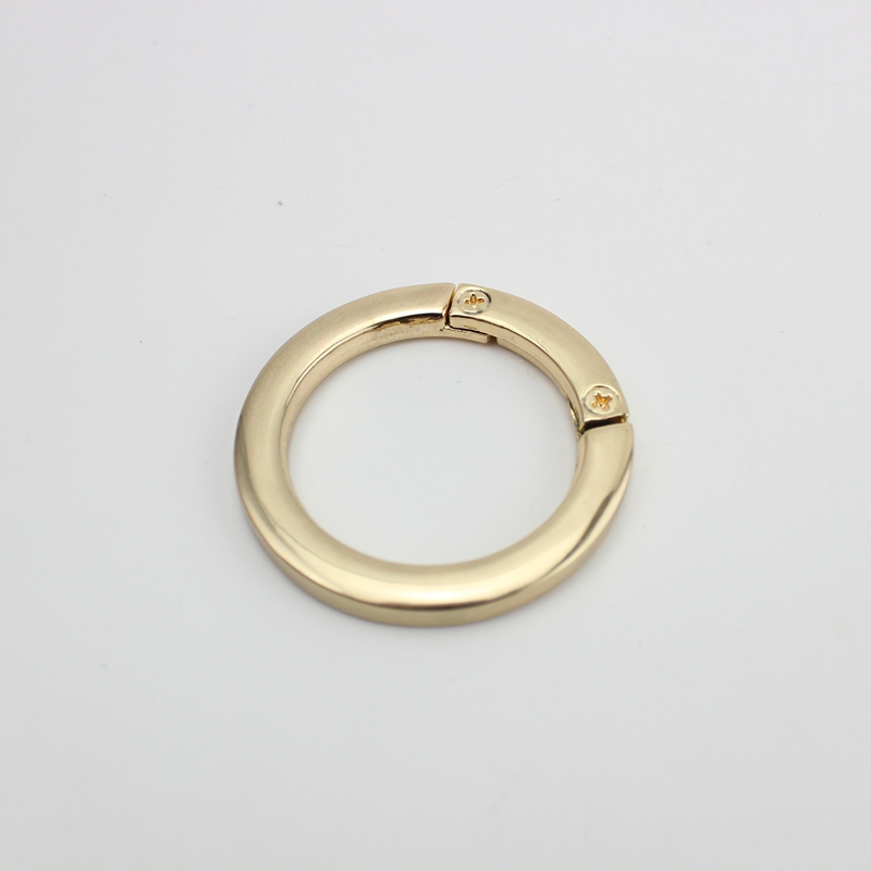 30pcs 10pcs 32mm 25mm High quality flat edge Detachable round rings ...