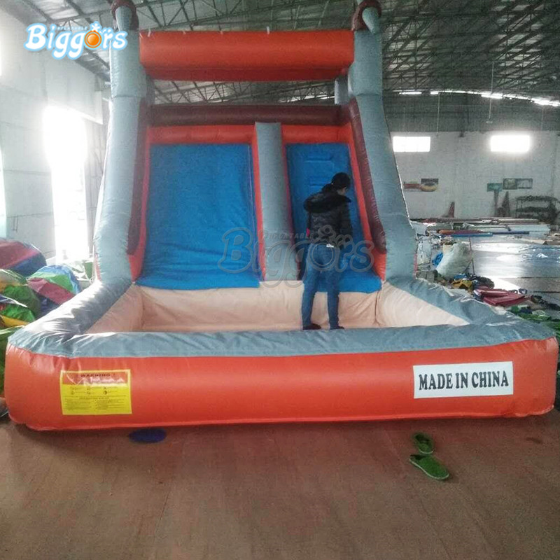Outdoor Giant children games inflatable water pool slide kids inflatable slide factory price inflatable backyard water slide pool water park slides pool slide with blower for sale